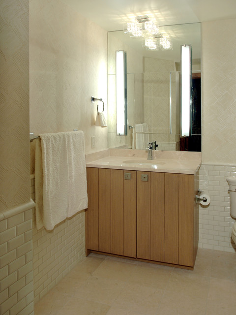 Total renovation contemporary bathroom miami by for Total bathroom remodel
