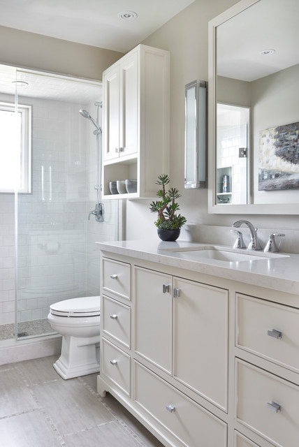 Before And After 9 Small Bathroom Makeovers That Wow