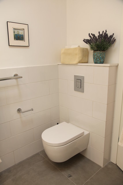 Town House traditional-bathroom