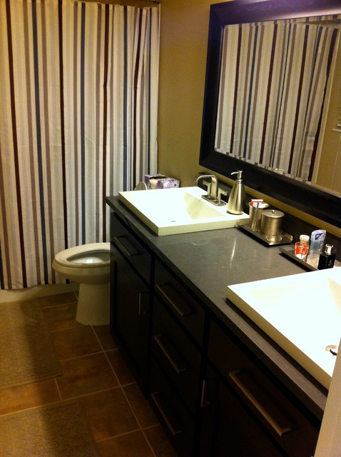 townhouse master bath remodel