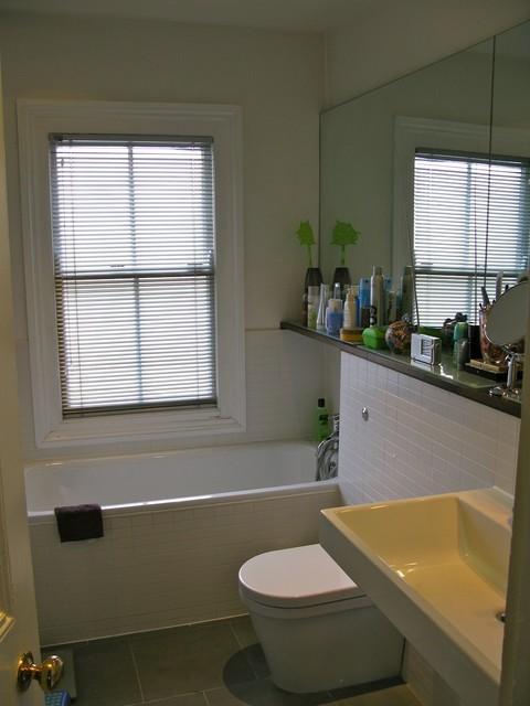 Tracey English eclectic-bathroom
