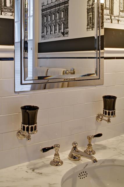Tracey Stephens Interior Design Inc traditional-bathroom