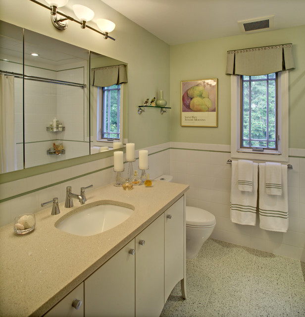 Tracey Stephens Interior Design Inc - contemporary - bathroom