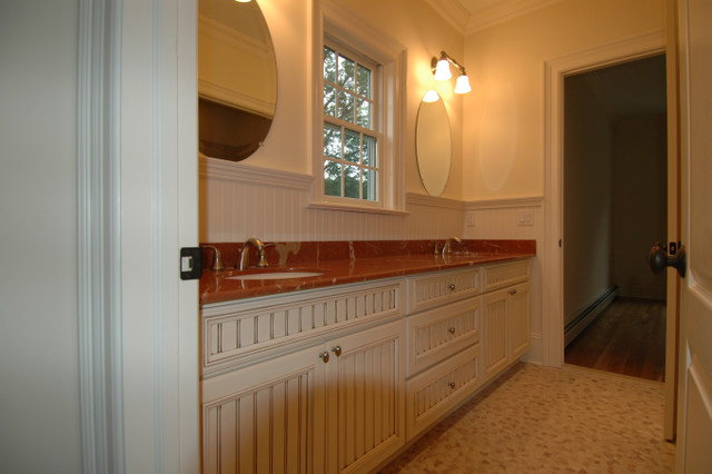 Tracys Kitchen - Traditional - Bathroom - new york - by ...