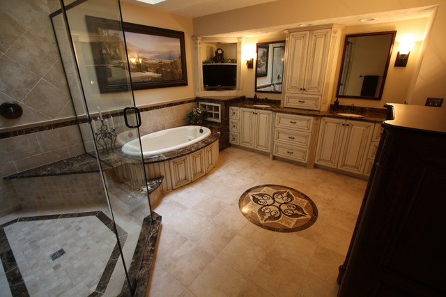 Luxury Bath Traditional Bathroom Cleveland By Architectural Justice
