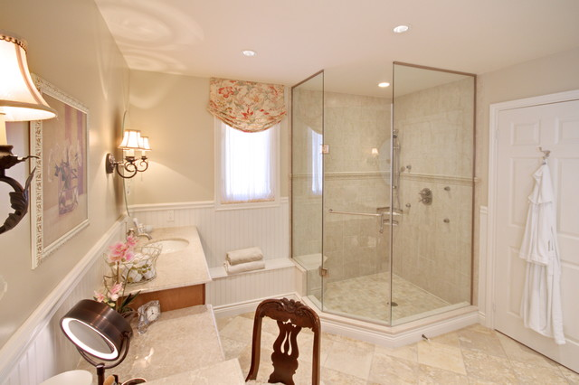 Richmond Hill Residence traditional-bathroom