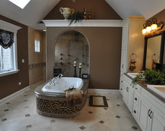 Model Home - The Wyndermere traditional bathroom