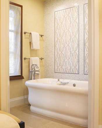 Ryan Associates - New Homes - Atherton Residence traditional bathroom