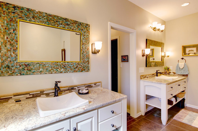 Traditional Bathroom In Pensacola Florida