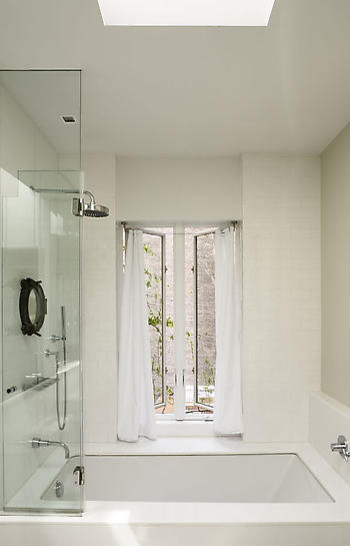 James Wagman Architect, LLC - Townhouse - W 99th St traditional bathroom