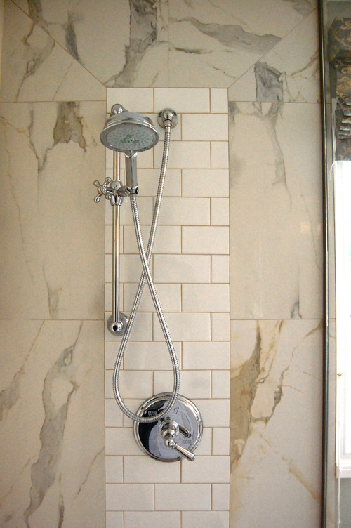 Color In The Lines With Contrasting Grout Abode