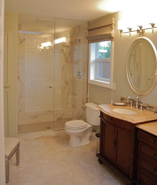 Jason Ball Interiors traditional bathroom