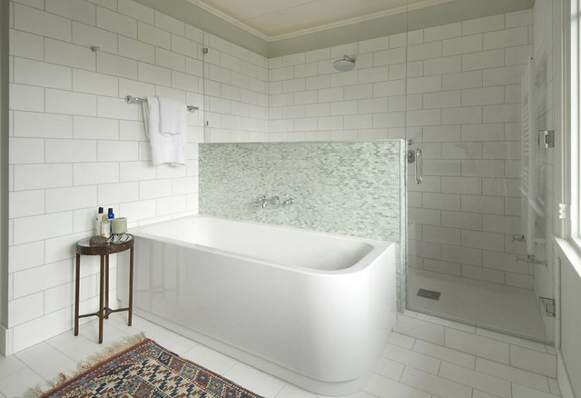 Model If You Need Some Inspiration Just Look At The White Bathroom Tile With