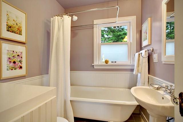 Mapleleaf tudor traditional bathroom seattle by for Tudor bathroom design