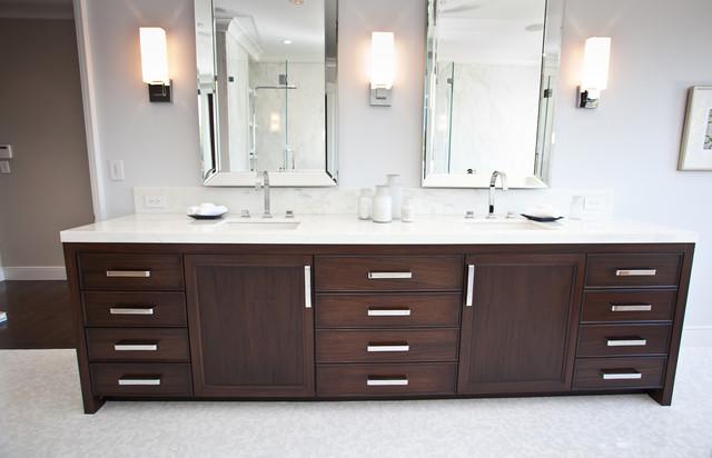 Presidio Master Bathroom traditional-bathroom