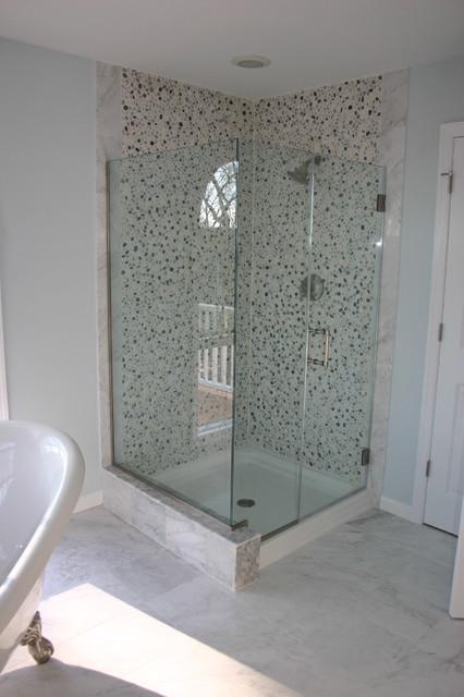 Traditional bathroom traditional bathroom new york for Weinstein kitchen and bath