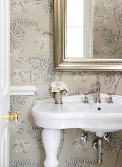 Greenwich Home traditional-bathroom