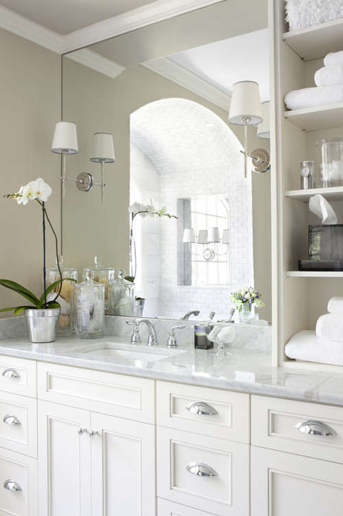 Decorating the guest bath - How to decorate a guest bathroom ...