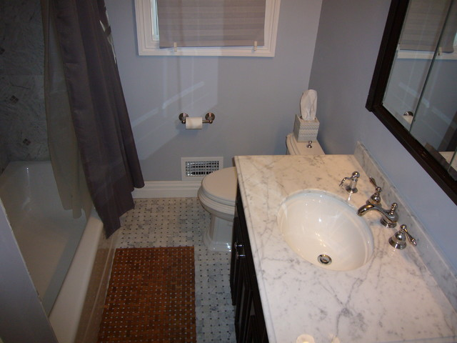 Traditional bathroom old greenwich ct - Change your old bathroom to traditional bathrooms ...