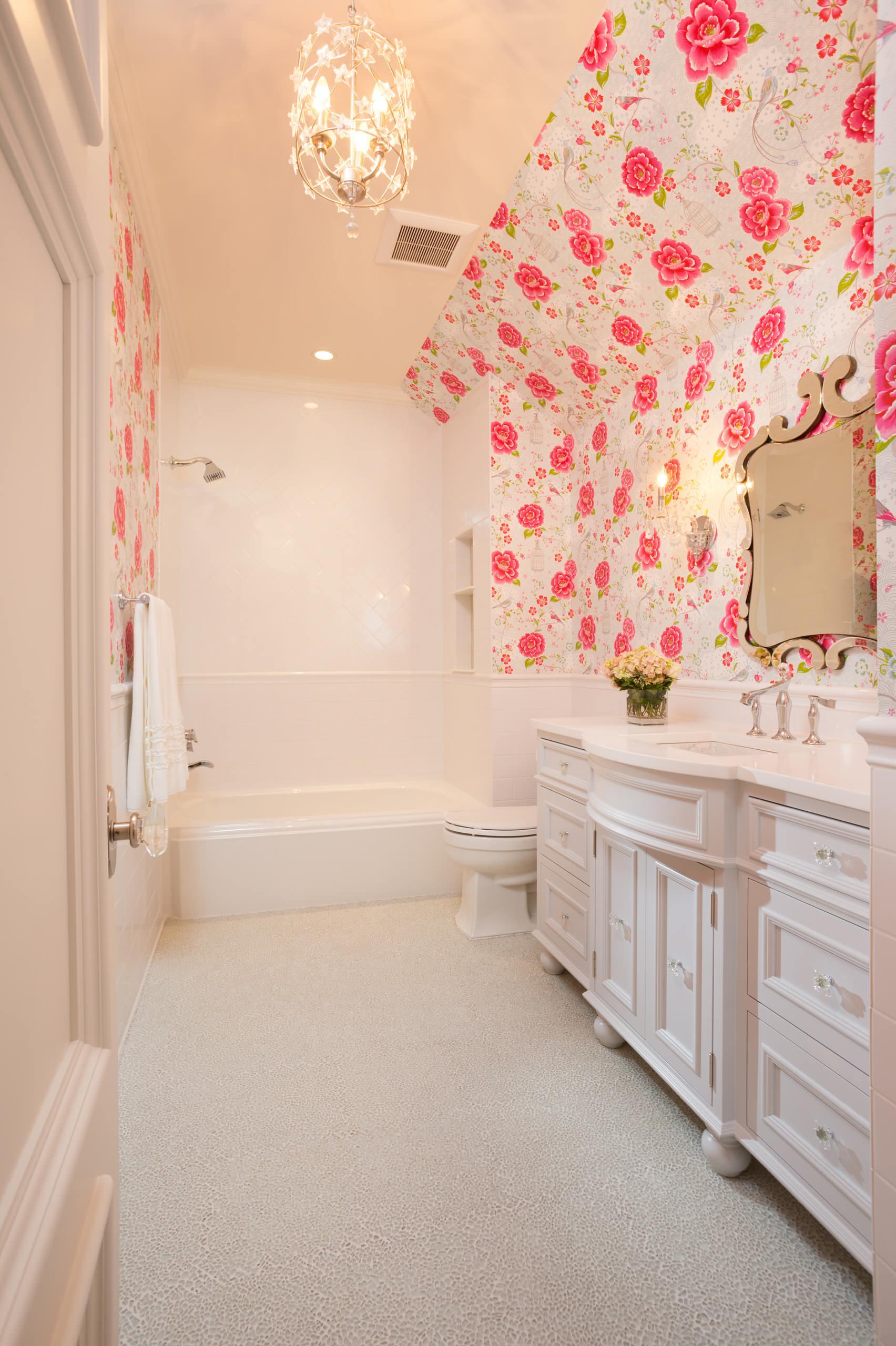 Girl Bathroom Houzz
