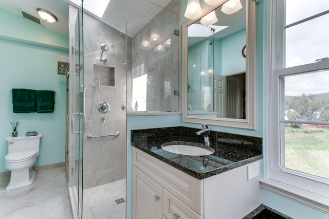 Traditional Bathroom Remodel Frederick Md Traditional Bathroom Dc Metro By Reico