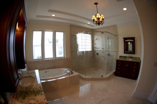 Traditional Bathroom Remodel Miami FL