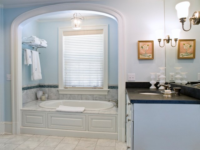 Waters traditional-bathroom