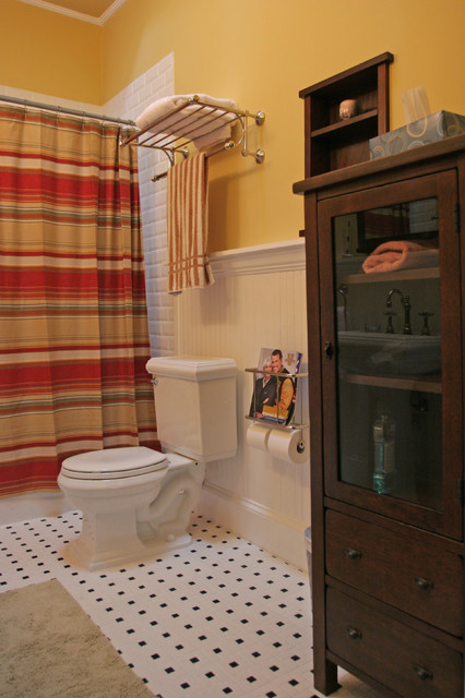 Traditional bathroom remodeling traditional-bathroom