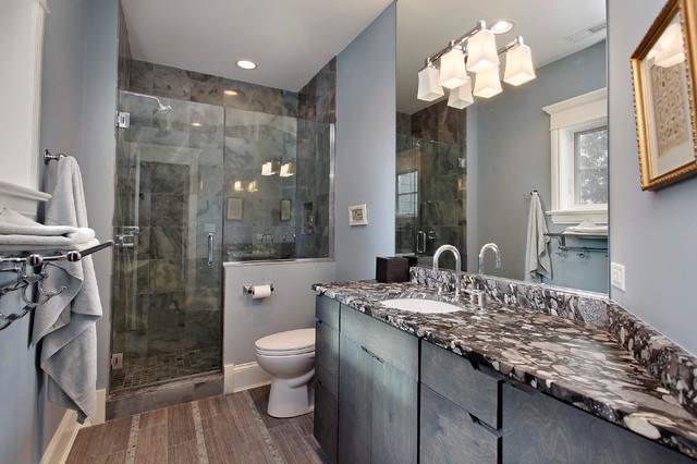 Design Build Winnetka Traditional Bathroom Chicago
