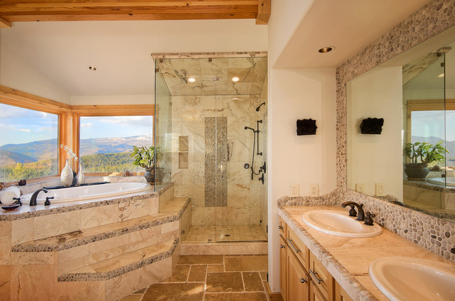 Bathrooms Traditional Bathroom Other By Tahoe Real