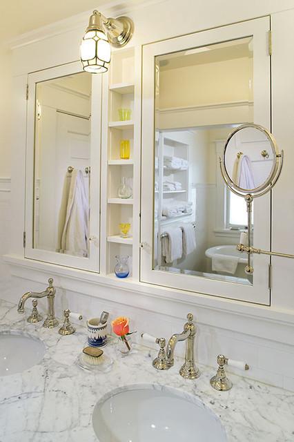 warmington north traditional-bathroom