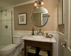 Zuniga Interiors traditional bathroom