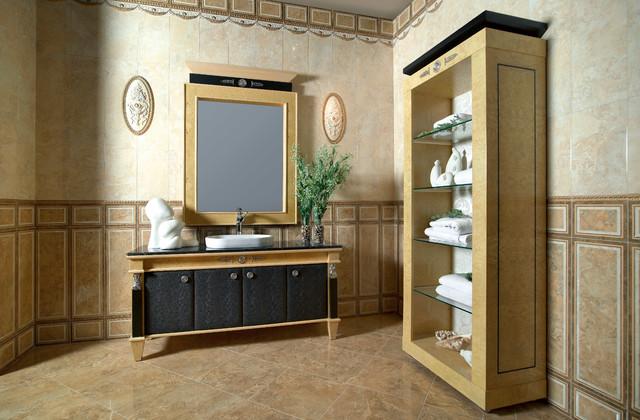Traditional bathrooms traditional bathroom yorkshire for Bathroom cabinets yorkshire