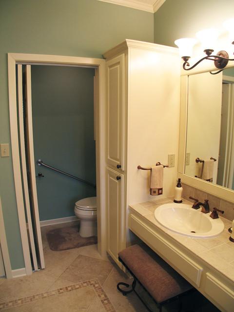 traditional benton master suite remodel