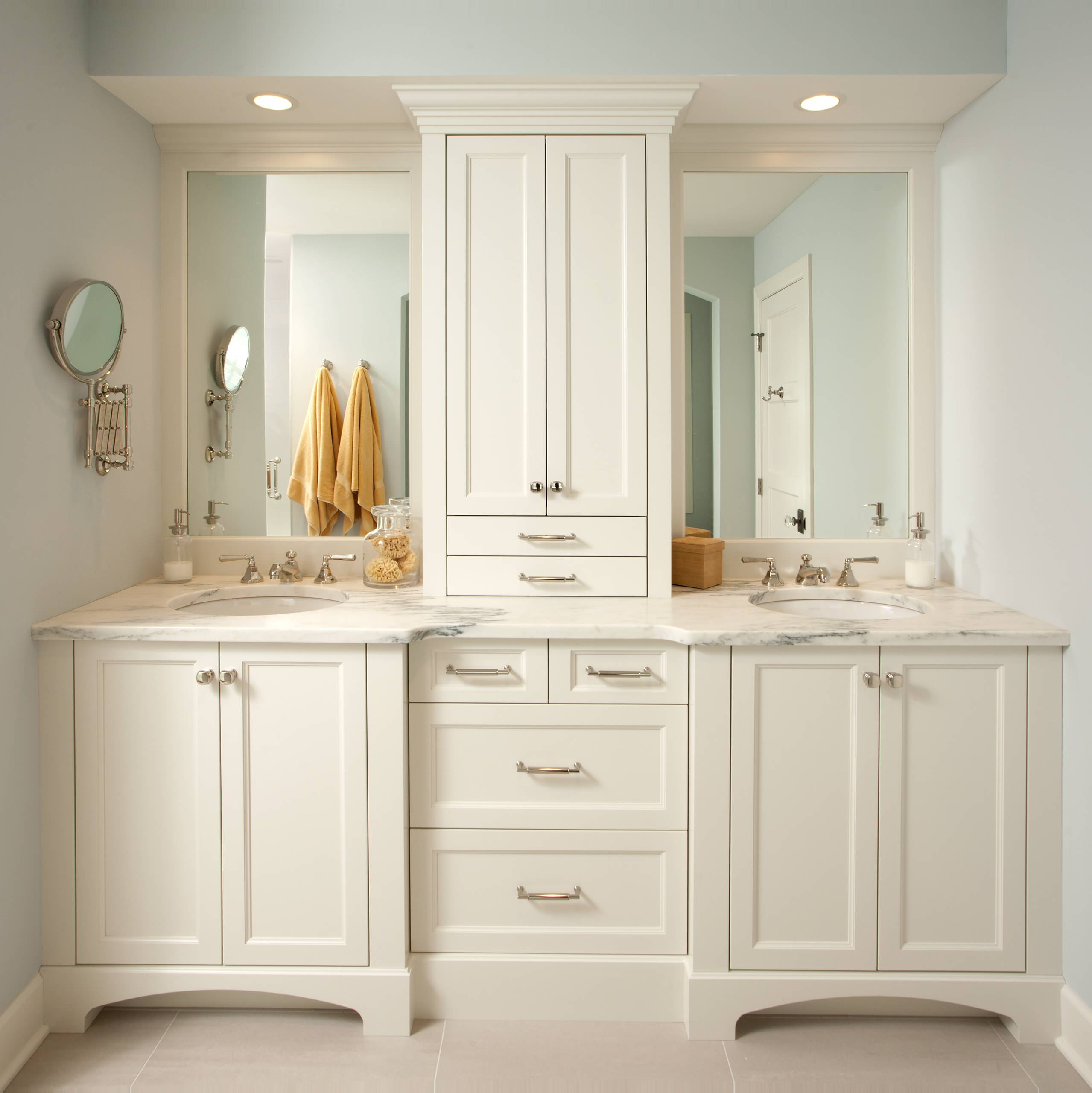 Makeup Cabinet Houzz