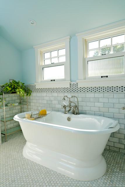 Parkinson Avenue East craftsman-bathroom
