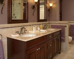 Traditional Elegance traditional-bathroom