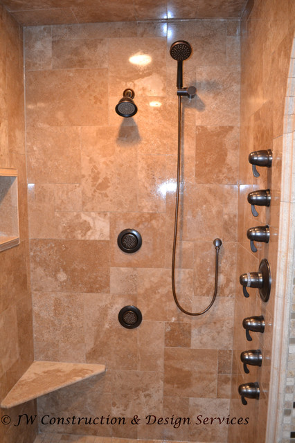 Traditional european style bathroom remodel for European style bathroom