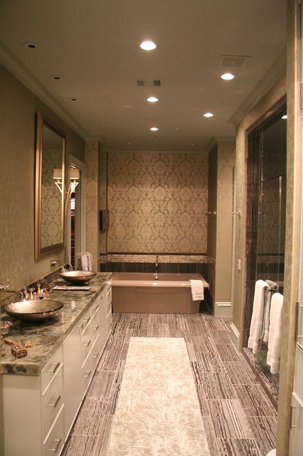 Traditional Houston Home Traditional Bathroom Houston By Premier Tech