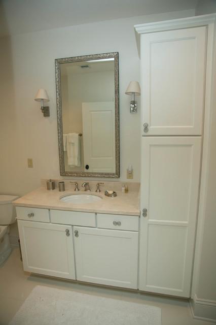 Traditional Lake Shore Traditional Bathroom New