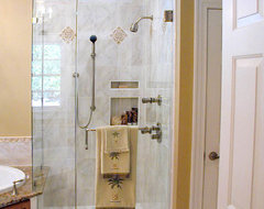 Brickwwood Builders, Inc. traditional bathroom