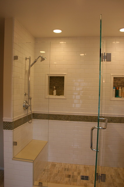 Traditional Master Bath traditional-bathroom