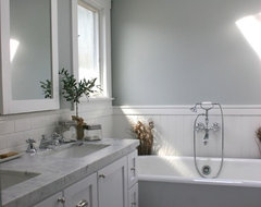 Traditional Master Bath traditional bathroom
