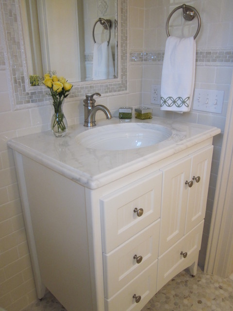 Traditional Master Bath Traditional Bathroom New