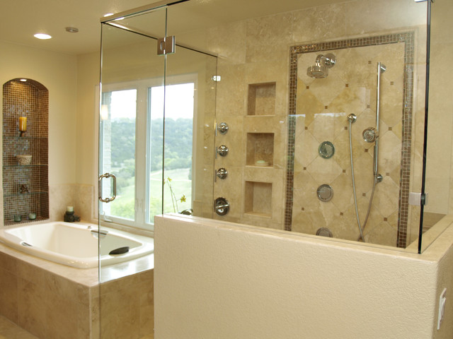 Houzz Master Bathrooms