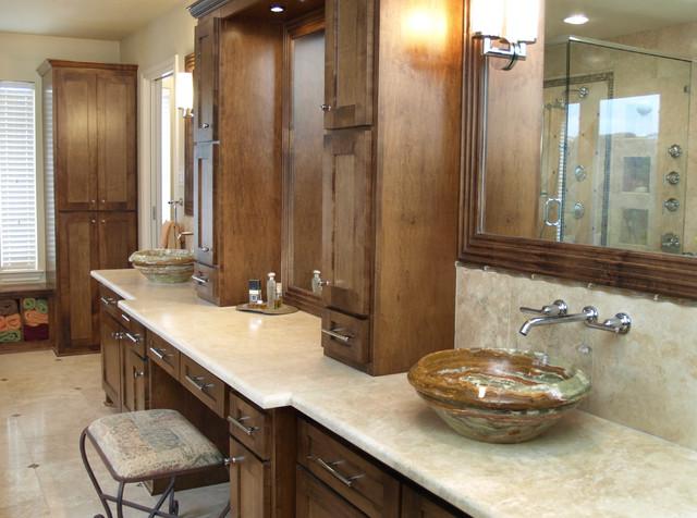 Master Bathrooms transitional-bathroom