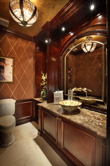 53 Most Fabulous Traditional Style Bathroom Designs Ever: Traditional Master Bathroom