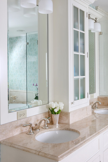 Traditional Master Bathroom traditional-bathroom