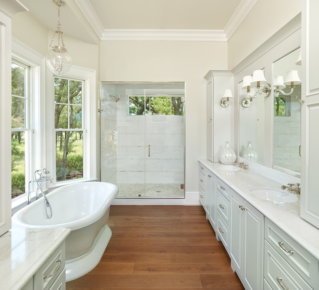 Peachy Traditional Master Bathroom Updated Traditional Download Free Architecture Designs Xaembritishbridgeorg