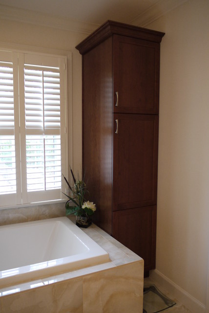Traditional Master Suite traditional-bathroom